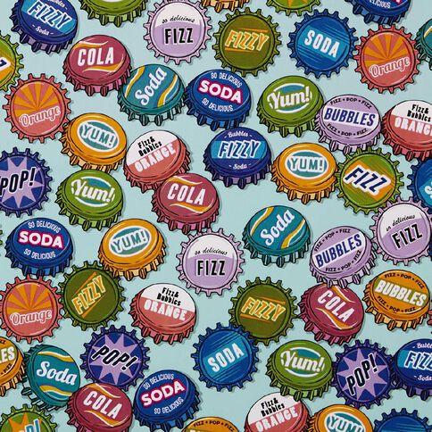 SKINZ Book Cover Retro Design Assorted