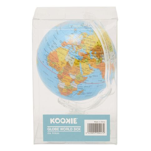 Kookie Globe Coin Box