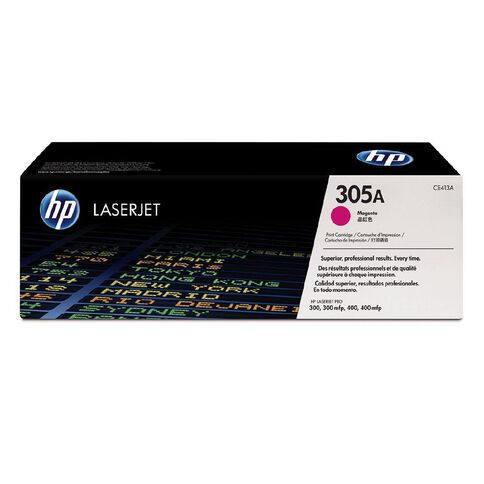 HP 305A Magenta Contract LaserJet Toner Cartridge (2600 Pages)