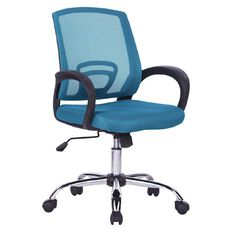 Living & Co Pittsburgh Office Chair Teal