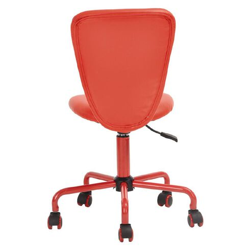 Workspace Ollie Chair Red