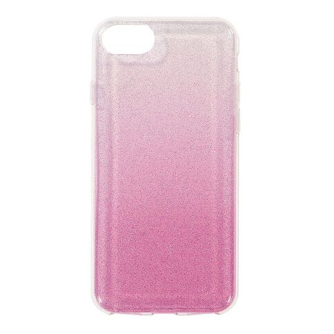 Tech.Inc iPhone 6/7/8 Ombre Glitter Case Pink