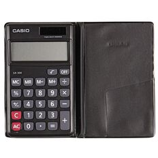 Casio Sx300 Value Handheld Calculator
