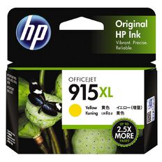 HP Ink 915XL Yellow (825 Pages)