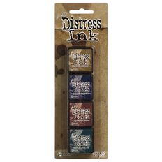 Ranger Tim Holtz Distress Ink Kit #12