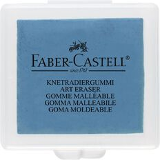 Faber-Castell Kneadable Art Eraser Assorted