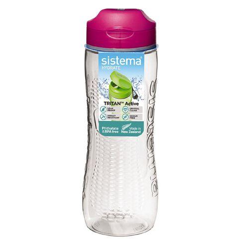 Sistema Tritan Active Bottle 800ml Assorted