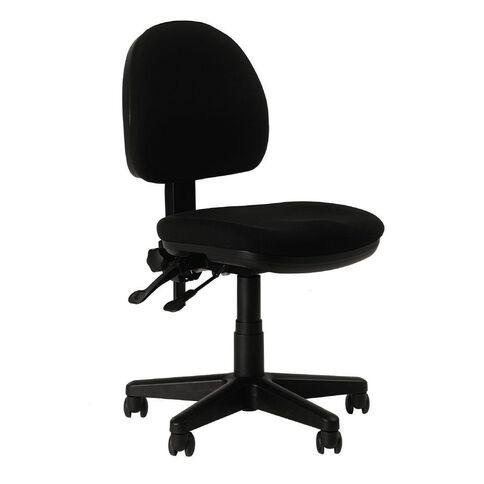 Buro Seating Storm Chair Black