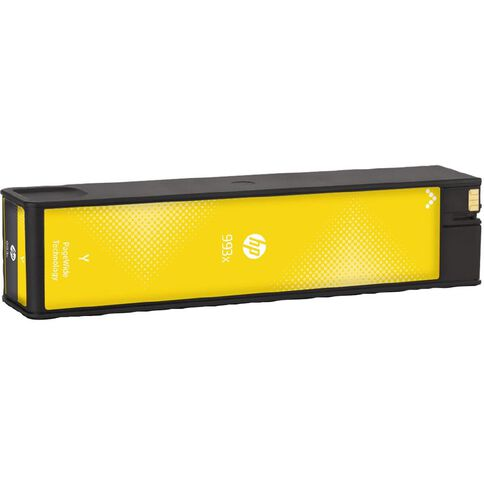 HP 993X PageWide Cartridge Yellow (16000 Pages)