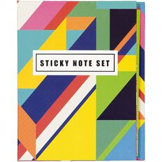 Uniti Street Graphics Sticky Note Set
