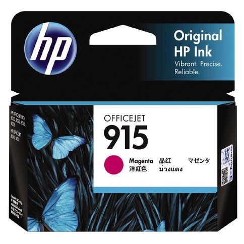 HP Ink 915 Magenta (315 Pages)