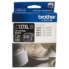 Brother Ink LC137XL Black (1200 Pages)