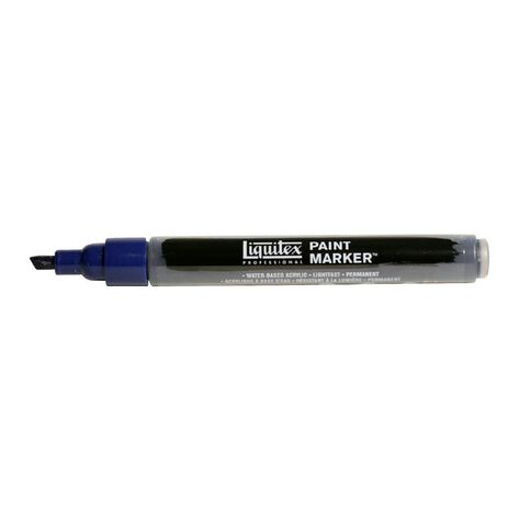 Liquitex Marker 2mm Prussian Hue Blue
