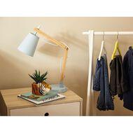 Living & Co Pierre Desk Lamp E27 25w White