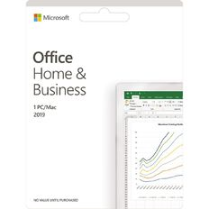 Microsoft Office Home & Business POSA