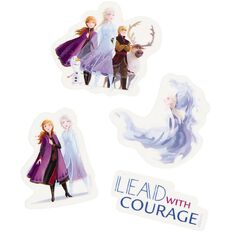 Frozen 2 Novelty Erasers 4 Pack