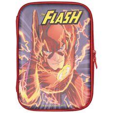 The Flash DC Comics Single Zip Pencil Case