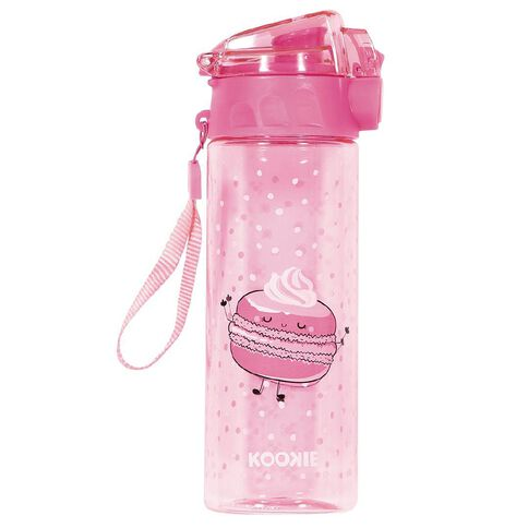 Kookie Sweets Drink Bottle Pink