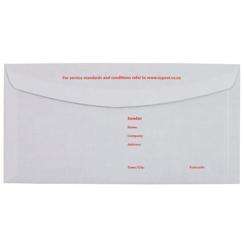 New Zealand Post Included Envelope Maxpop 500 Pack