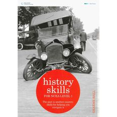 Ncea Year 11 History Skills Workbook