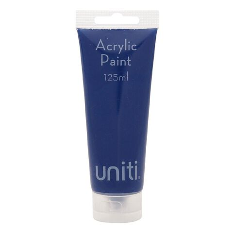 Uniti Acrylic Tube Blue 125ml