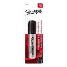 Sharpie Sharpie Pro Magnum Permanent Marker Black 1 Pack