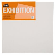 DAS 1.5 Exhibition Canvas 12in x 12in
