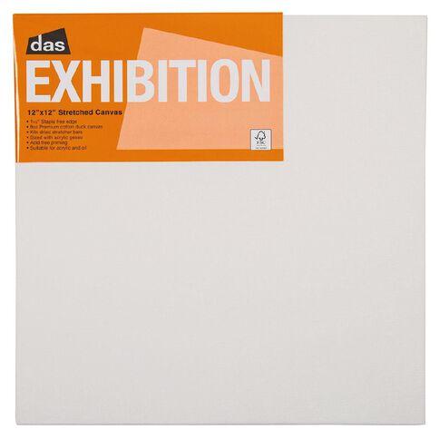DAS 1.5 Exhibition Canvas 12in x 12in