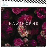 Heidi Swapp Hawthorne Paper Pad 12 inch x 12 inch 36 Sheets