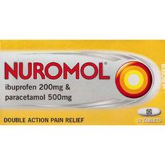 Nuromol Tablets 12s - LIMIT OF 1 PER CUSTOMER