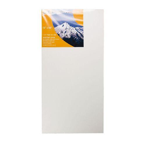 DAS 1.5 Exhibition Canvas 15 x 30in White