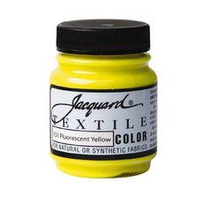 Jacquard Textile Colours 66.54ml Fluorescent Yellow