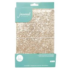 Journal Studio Kit Gold 3 Piece