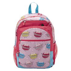 Kookie Sweets Backpack Pink