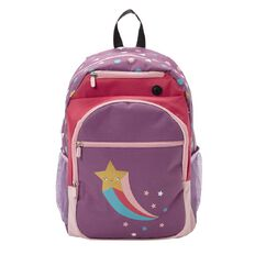 Kookie Star Backpack Purple