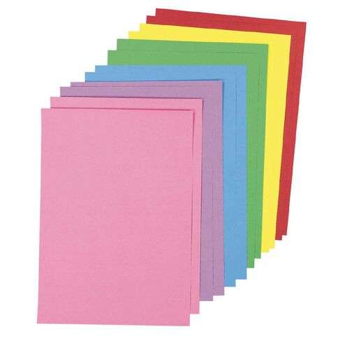 Uniti Value Cardstock 220GSM A3 12 Pack A3