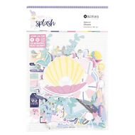 Rosie's Studio Make a Splash Diecuts 152 Pack