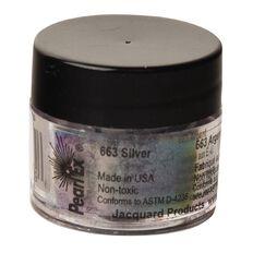 Jacquard Pearl Ex 3g Silver