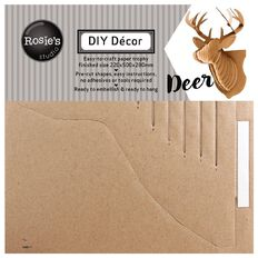 Rosie's Studio DIY Decor Deer