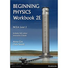 Ncea Year 12 Beginning Physics Workbook