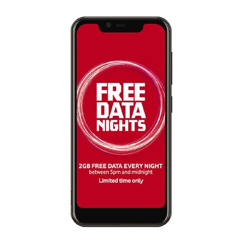 Vodafone Smart N11 Locked Bundle Blue