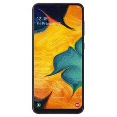 2degrees Samsung Galaxy A30 Black