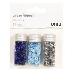 Uniti Urban Retreat Sequins 3 Pack