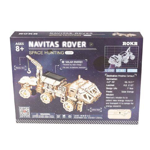 Solar Energy - Navitas Rover