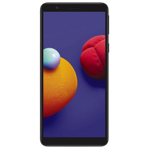 2degrees Samsung Galaxy A01 Core 16GB - Black