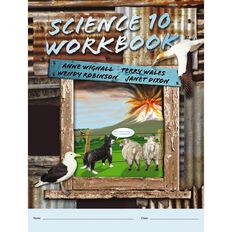 Year 10 Science 10 Workbook