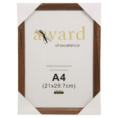 Award Frame A4 Assorted Assorted A4