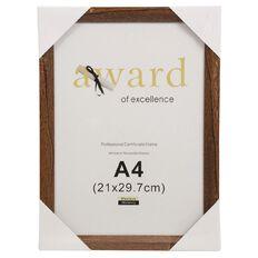 Award Frame A4 Assorted Assorted A4