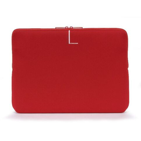 Tucano 15.6 inch Sleeve Colore Red