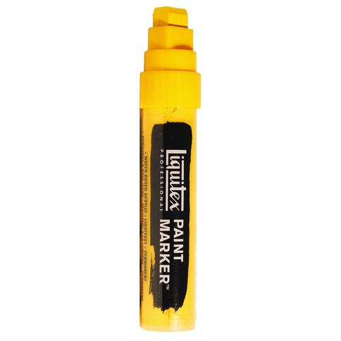 Liquitex Marker 15mm Cad Deep Hue Yellow